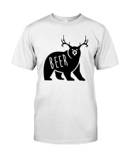 BEAR BEER Classic T-Shirt front