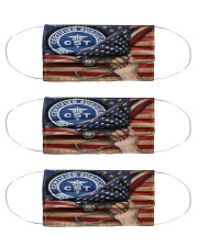US FLAGS CST 13 Cloth Face Mask - 3 Pack front