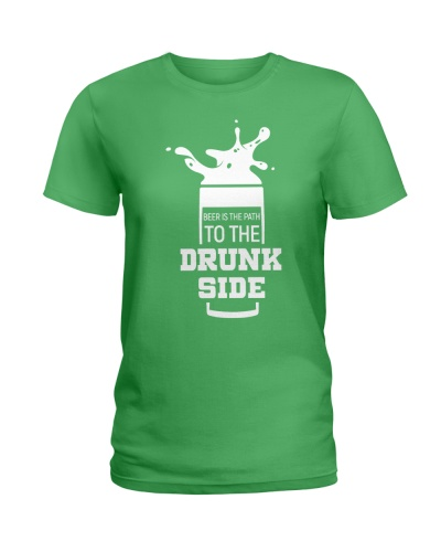 BEER IS THE PATH T-SHIRT