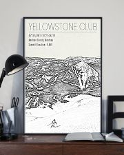 YELLOW STONE POSTER 11x17 Poster lifestyle-poster-2
