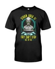 THEY CAN'T STOP ALL OF US Classic T-Shirt front