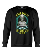 THEY CAN'T STOP ALL OF US Crewneck Sweatshirt thumbnail