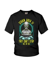 THEY CAN'T STOP ALL OF US Youth T-Shirt thumbnail