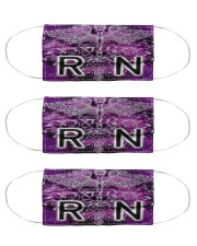 RN PATTERN 2 Cloth Face Mask - 3 Pack front