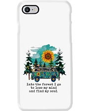 INTO THE FOREST T-SHIRT Phone Case thumbnail