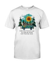 INTO THE FOREST T-SHIRT Classic T-Shirt front