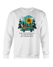 INTO THE FOREST T-SHIRT Crewneck Sweatshirt thumbnail