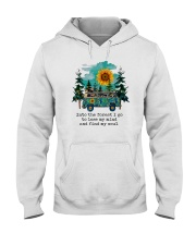 INTO THE FOREST T-SHIRT Hooded Sweatshirt thumbnail