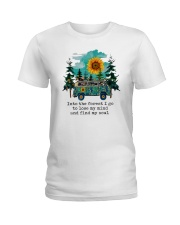 INTO THE FOREST T-SHIRT Ladies T-Shirt thumbnail