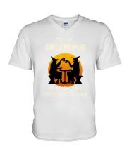 THE OLDE SALEM PUB V-Neck T-Shirt thumbnail