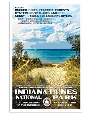 INDIANA DUNES 11x17 Poster front