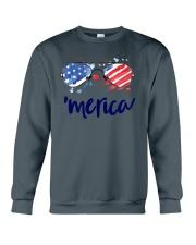 Great shirt for Independence Day Crewneck Sweatshirt thumbnail