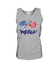 Great shirt for Independence Day Unisex Tank front