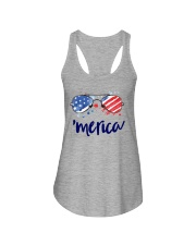 Great shirt for Independence Day Ladies Flowy Tank thumbnail
