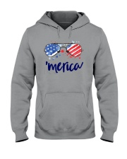 Great shirt for Independence Day Hooded Sweatshirt thumbnail