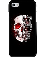 Blood stains Phone Case thumbnail