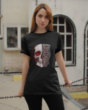 Blood stains Classic T-Shirt apparel-classic-tshirt-lifestyle-19