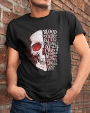 Blood stains Classic T-Shirt apparel-classic-tshirt-lifestyle-26