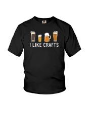 CRAFT T-SHIRT  Youth T-Shirt thumbnail