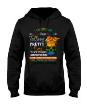 I AM WHO I AM Hooded Sweatshirt thumbnail