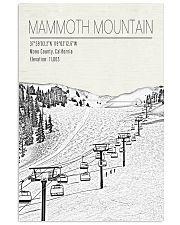 MANMOTH MOUNTAIN POSTER 16x24 Poster front