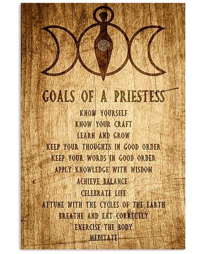 GOALS OF A PRIESTESS