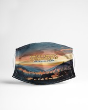 Great smoky mountains  Cloth Face Mask - 3 Pack aos-face-mask-lifestyle-22