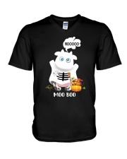 MOO BOO V-Neck T-Shirt thumbnail