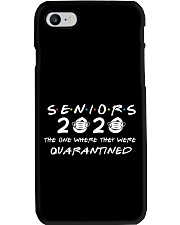 SENIORS 2020 T-SHIRT Phone Case tile