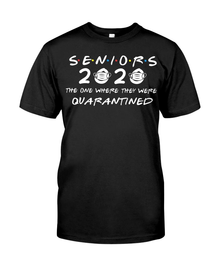 SENIORS 2020 T-SHIRT Classic T-Shirt