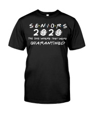 SENIORS 2020 T-SHIRT Premium Fit Mens Tee tile