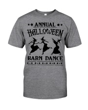 ANNUAL HALLOWEEN  Classic T-Shirt front