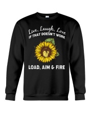 LOAD AIM FIRE Crewneck Sweatshirt thumbnail