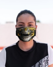 Metal Skull 1 Cloth Face Mask - 3 Pack aos-face-mask-lifestyle-03