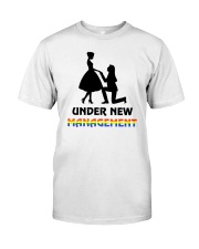 MANAGEMENT  Classic T-Shirt thumbnail