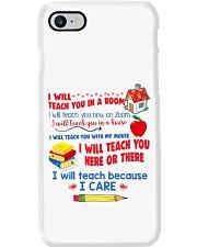 TEACH YOU T-SHIRT  Phone Case thumbnail
