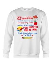 TEACH YOU T-SHIRT  Crewneck Sweatshirt thumbnail