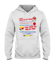 TEACH YOU T-SHIRT  Hooded Sweatshirt thumbnail