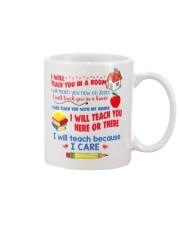 TEACH YOU T-SHIRT  Mug thumbnail