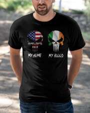 Blood Classic T-Shirt apparel-classic-tshirt-lifestyle-front-50