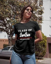 CLASS OF 2020 - GRADUARANTINED Ladies T-Shirt apparel-ladies-t-shirt-lifestyle-02
