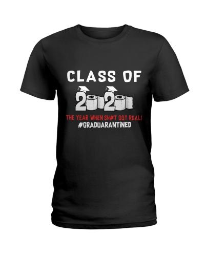 CLASS OF 2020 - GRADUARANTINED