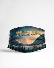 Glacier National park Cloth Face Mask - 3 Pack aos-face-mask-lifestyle-22