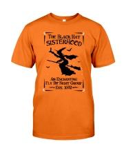 The Black Hat Sisterhood Classic T-Shirt thumbnail