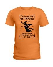 The Black Hat Sisterhood Ladies T-Shirt thumbnail