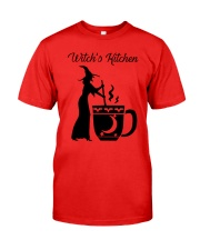 WITCH'S KITCHEN Classic T-Shirt front