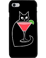 CAT COSMOPOLITAN COCKTAIL Phone Case thumbnail