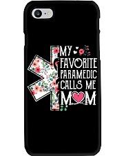 FAVORITE PARAMEDIC T-SHIRT Phone Case thumbnail