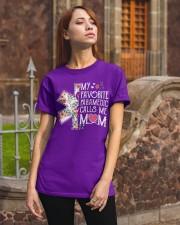 FAVORITE PARAMEDIC T-SHIRT Classic T-Shirt apparel-classic-tshirt-lifestyle-06