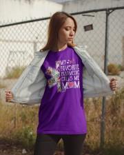FAVORITE PARAMEDIC T-SHIRT Classic T-Shirt apparel-classic-tshirt-lifestyle-07